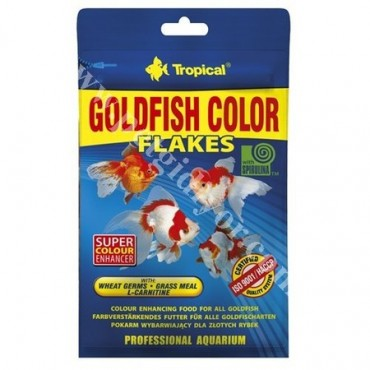 Tropical Gold Fish Color 12gr