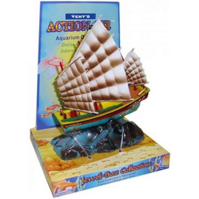 Yelkenli Gemi Dekoru