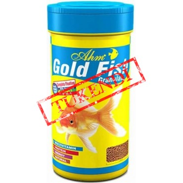 Ahm Goldfish Granulat 1000ml