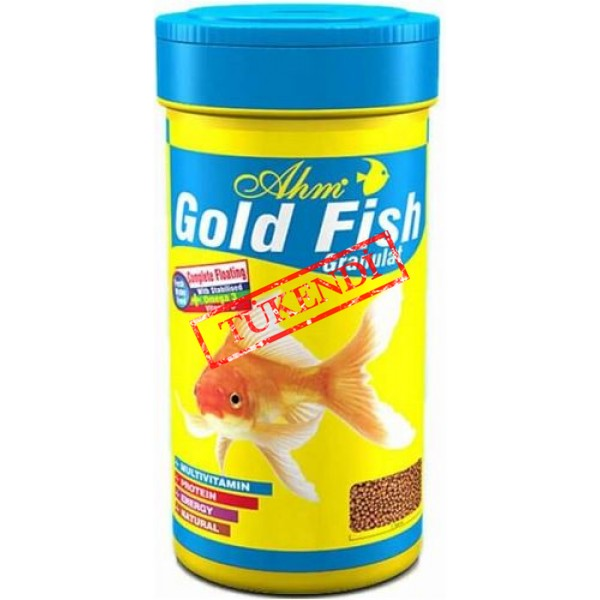 Ahm Goldfish Granulat 1000ml