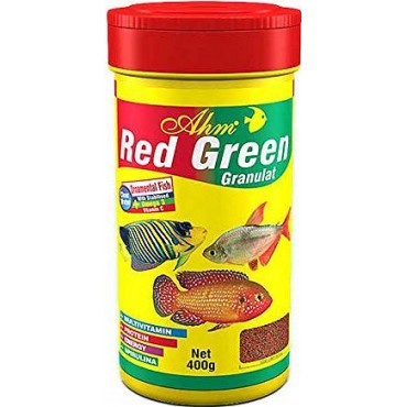 Ahm Red Green Granulat 1000ml