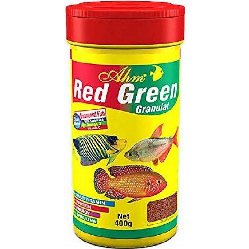 Ahm Red Green Granulat 1000ml