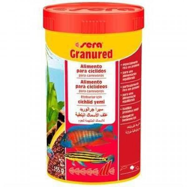 Sera GranuRed 100gr