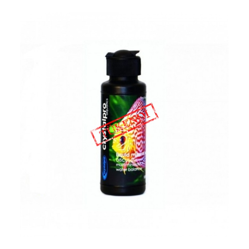 CRYSTALLPRO DISCUS MINERALS 125 ml