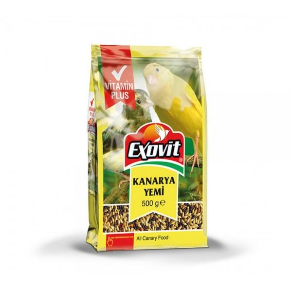 EXOVİT KANARYA YEMİ 500 GR