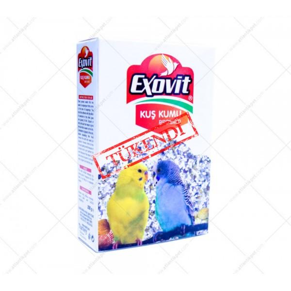EXOVİT KUŞ KUMU 200 GR