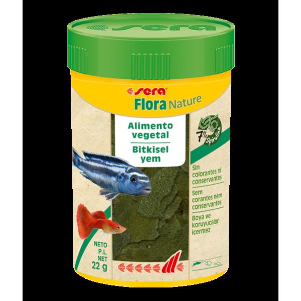 Sera Flora Nature – Orjinal Kutu
