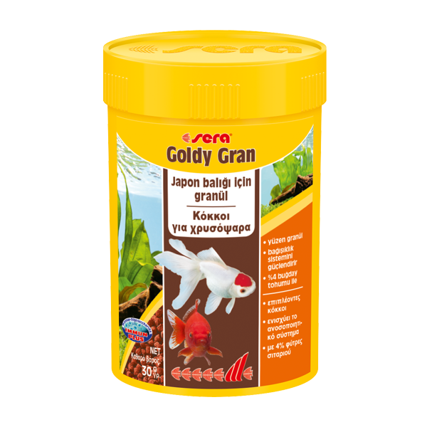 Sera Goldy Gran – Orjinal Kutu