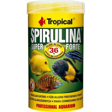 Tropical Super Spirulina Forte Flake 50gr