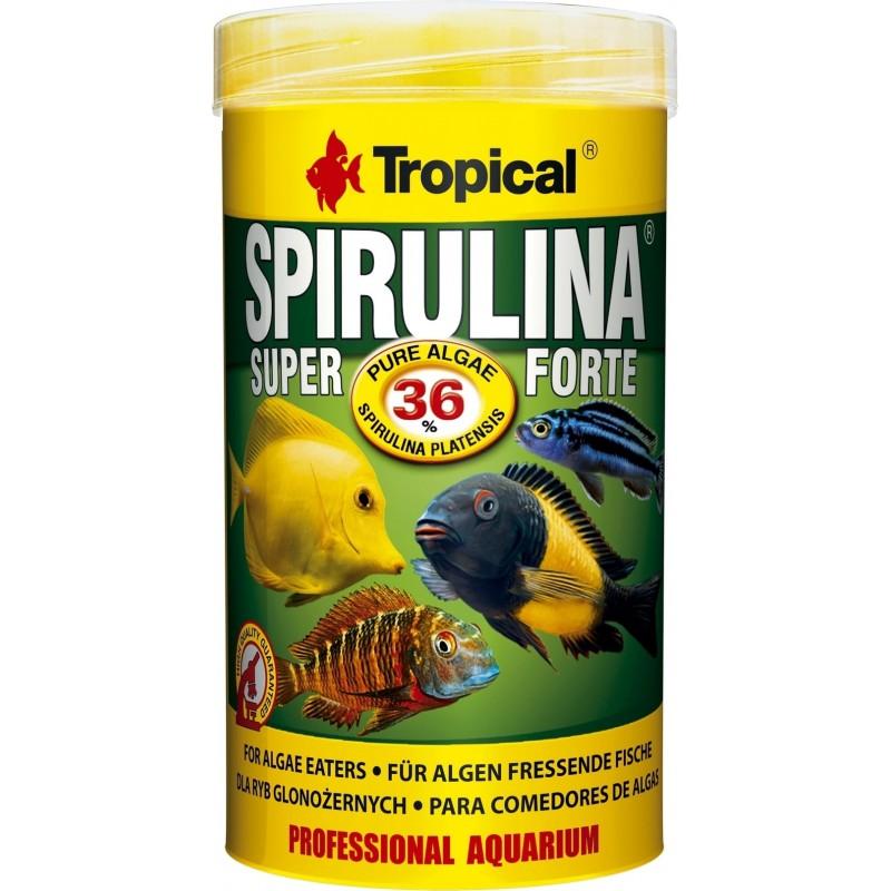 Tropical Super Spirulina Forte Flake