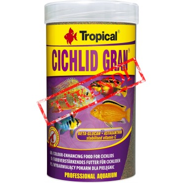 Tropical Cichlid Gran 100gr