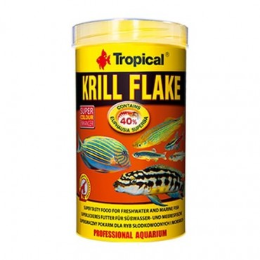 Tropical Krill Flake 50gr