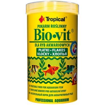 Tropical Bio-Vit Bitkisel Pul Yem 100gr