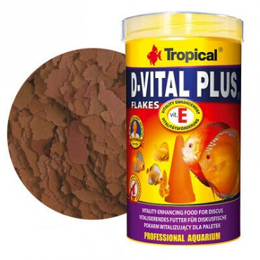 Tropical D - Vital Plus - Orjinal Kutu