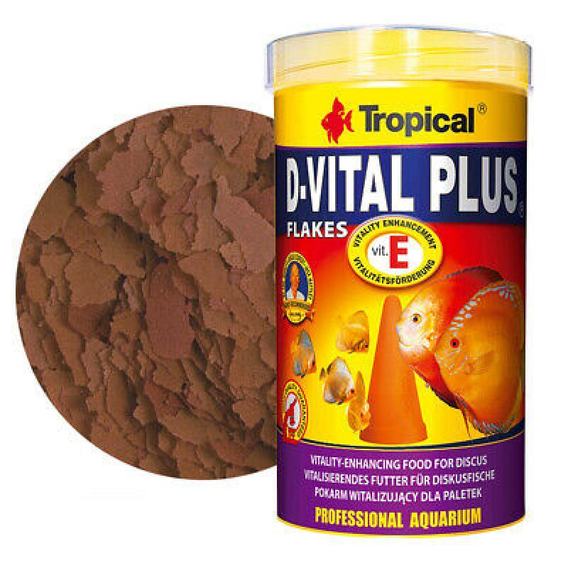 Tropical D - Vital Plus - Orjinal Kutu
