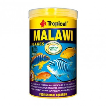 Tropical Malawi Flakes 100gr