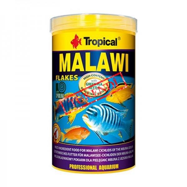 Tropical Malawi Flakes - Orjinal Kutu 1000ml