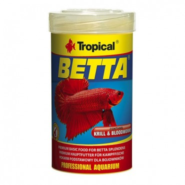 Tropical Betta - Orjinal Kutu 50ml