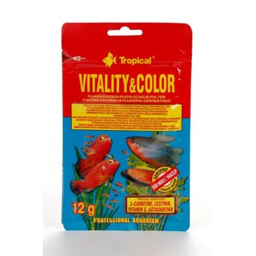 Tropical Vitality Color