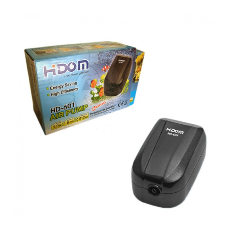 Akvaryum Hava Motoru HD601