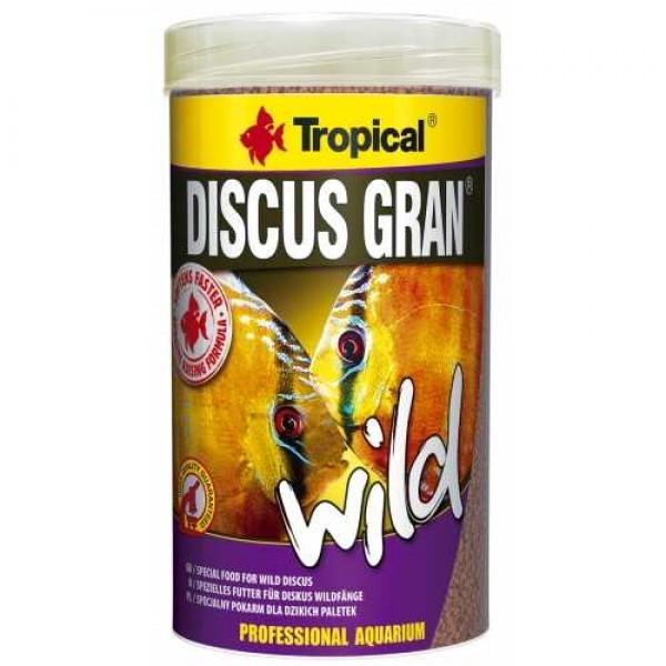 Tropical Discus Gran Wild 100gr