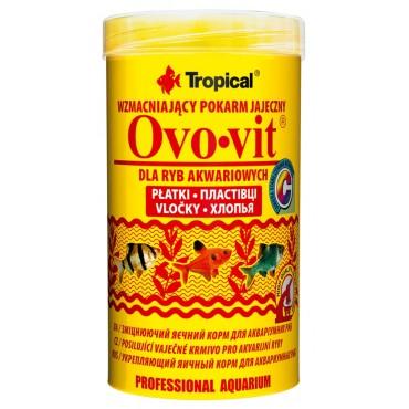 Tropical Ovo-Vit Yumurta Katkılı Balık Yemi