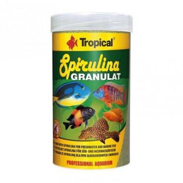 Tropical Spirulina Granulat 100gr