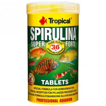 Tropical Süper Forte Tablet - 50 adet