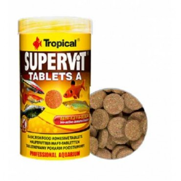 Tropical Süpervit Tablet 100adet