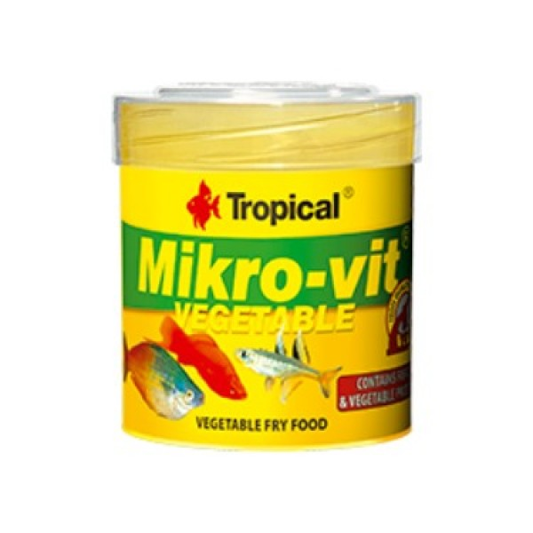 Tropical MikroVit Vagetable 50ml
