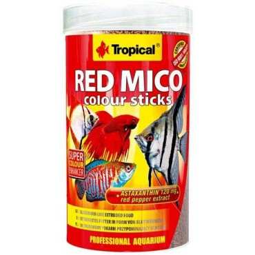 Tropical Red Mico Colour Sticks 50gr