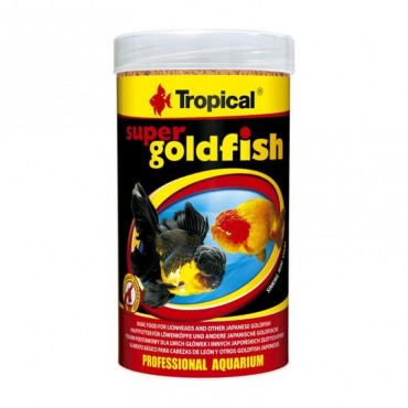 Tropical Super Goldfish Mini Sticks