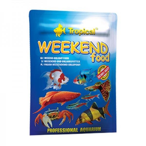 Tropical Weekend Food  Tatil Yemi 20gr